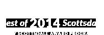 Best of 2014 Scottsdale Logo