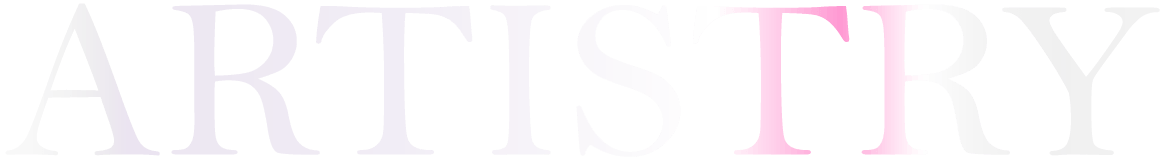 Slogan 'Artistry'